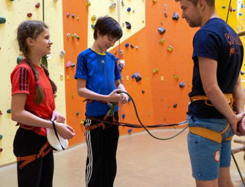 KletterClub für Jugendliche ab März!