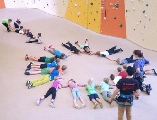 Termine fürs Ferien-Kletter-Camp