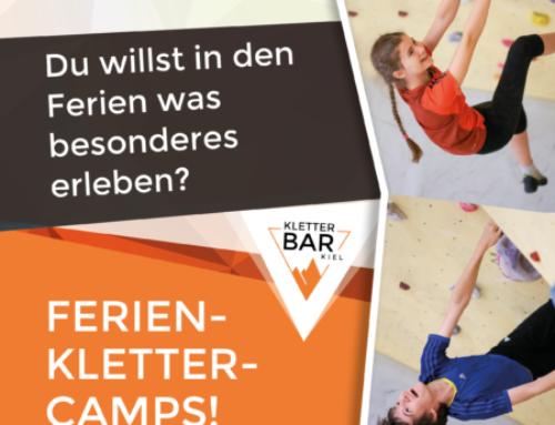 Ferien-Kletter-Camp: Es sind noch ein paar Plätze frei!